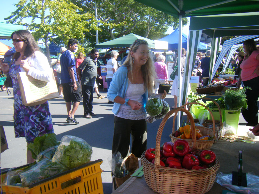 sunday market kerikeri